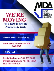 MDA moving flyer