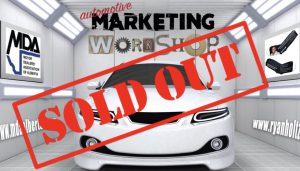 December 2015 Training - SOLD OUT